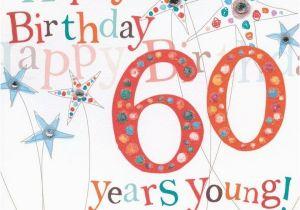 Free Happy 60th Birthday Cards Diamond Jubliee