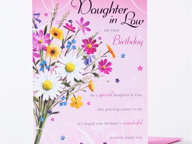 Download By SizeHandphone Tablet Desktop Original Size Back To Free Happy Birthday Cards For Daughter In Law