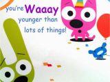 Free Hoops and Yoyo Birthday Cards Talking Birthday Cards Card Design Ideas