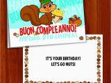Free Italian Birthday Cards Buon Compleanno Large Italian Birthday Card Ebay