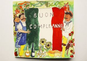 Free Italian Birthday Cards Damefishy