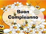 Free Italian Birthday Cards Quot Happy Birthday Card Italian Quot Stock Image and Royalty