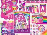 Free My Little Pony Happy Birthday Banner Pony Birthday Banner Etsy