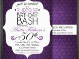 Free Online 40th Birthday Invitation Templates 14 Surprise Birthday Invitations Free Psd Vector Eps