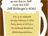 Free Online 40th Birthday Invitation Templates Free 40th Birthday Invitations Templates for Word Farlie