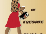 Free Online African American Birthday Cards Birthday Card for Women This is An Card Of Boldly