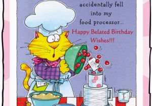 Free Online Belated Birthday Cards Wishes