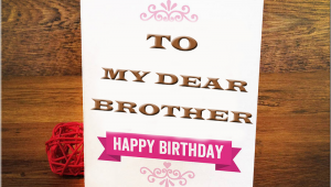 Free Online Birthday Cards for Brother Happy Birthday Cards for Brother Birthday Wishes