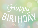 Free Online Birthday Cards to Email Free Happy Birthday to You Ecard Email Free