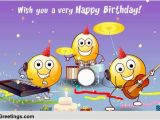 Free Online Singing Birthday Cards the Happy song Free songs Ecards Greeting Cards 123