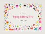 Free Personalized Birthday Cards with Photos 20 Free Birthday Ecards Psd Ai Illustrator Download