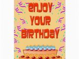 Free Personalized Video Birthday Cards Personalized Funny Birthday Card Zazzle