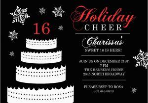 Free Printable 16th Birthday Invitations Sweet 16 Templates Drevio