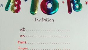 Free Printable 18th Birthday Invitations 18 Birthday Invitation Templates 18th Birthday