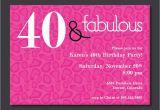 Free Printable 40th Birthday Invitations 40th Birthday Free Printable Invitation Template