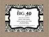 Free Printable 40th Birthday Invitations 40th Birthday Ideas 40th Birthday Invitation Templates