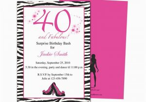 Free Printable 40th Birthday Invitations 40th Party Invites Home Templates Birthday Party
