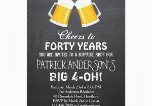 Free Printable 40th Birthday Invitations Free 40th Birthday Invitation Wording Bagvania Free