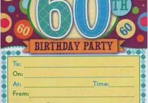 Free Printable 60th Birthday Cards 20 Ideas Party