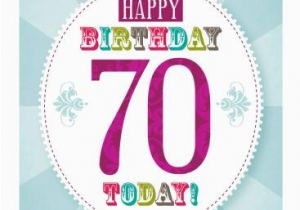 Free Printable 70th Birthday Cards 70 today 70th Birthday Card 2 50 A Great Range Of 70