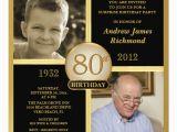 Free Printable 80th Birthday Invitations Templates Free Printable 80th Birthday Invitations Free Invitation