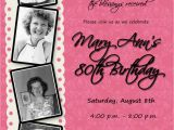 Free Printable 90th Birthday Invitations 90th Birthday Invitations Free Best Party Ideas