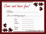 Free Printable Adult Birthday Invitations Free Printable Birthday Invitations Random Talks
