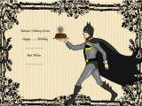 Free Printable Batman Birthday Cards Gallery Batman Birthday Card
