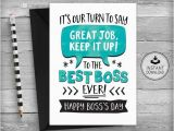 Free Printable Birthday Cards for Boss Best 20 Bosses Day Cards Ideas On Pinterest
