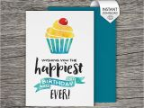 Free Printable Birthday Cards for Boss Printable Birthday Cards for Boss Printables and Menu