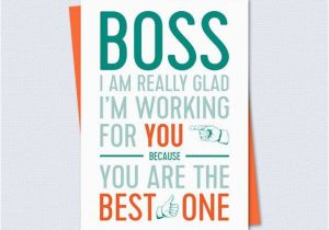 Free Printable Birthday Cards For Boss Card Working Best Instant Pdf