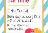 Free Printable Birthday Invitations for Kids Parties Free Printable Birthday Invitation Templates