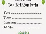 Free Printable Birthday Party Invitations for Boys 21 Kids Birthday Invitation Wording that We Can Make
