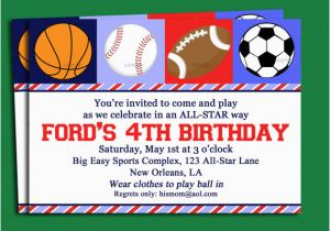Free Printable Birthday Party Invitations For Boys Blank