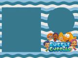 Free Printable Bubble Guppies Birthday Invitations Bubble Guppies Free Printable Invitations Oh My Fiesta