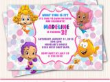 Free Printable Bubble Guppies Birthday Invitations Bubble Guppies Invitation Bubble Guppies Birthday Party