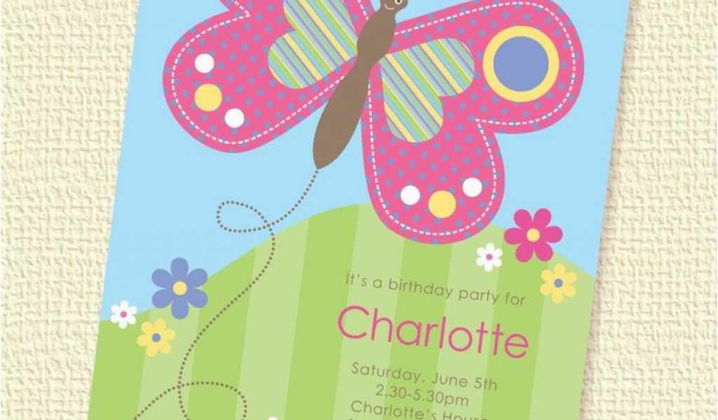 Download By SizeHandphone Tablet Desktop Original Size Back To Free Printable Butterfly Birthday Invitations