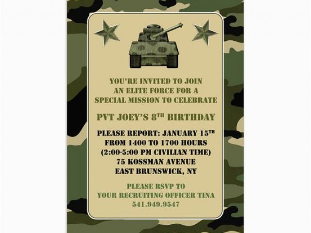 Download By SizeHandphone Tablet Desktop Original Size Back To Free Printable Camouflage Birthday Invitations