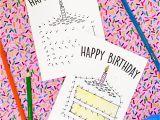 Free Printable Children S Birthday Cards Free Printable Birthday Cards for Kids Studio Diy