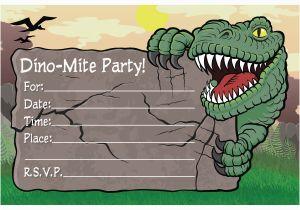 Free Printable Dinosaur Birthday Invitations Dinosaur Invitations Ideas Dinosaurs Pictures and Facts