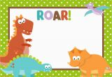 Free Printable Dinosaur Birthday Invitations Free Dinosaur Birthday Invitations Bagvania Free