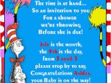 Free Printable Dr Seuss Birthday Invitations Dr Seuss Birthday Invitations Template Best Template