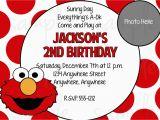 Free Printable Elmo Birthday Invitations Template Elmo Party Invitations Party Invitations Templates