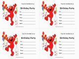 Free Printable Elmo Birthday Invitations Template Elmos Invitation Free Printable orderecigsjuice Info