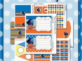 Free Printable Finding Nemo Birthday Invitations Finding Nemo Party Printables Free