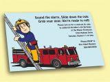 Free Printable Fireman Sam Birthday Invitations Fireman Sam Printable Birthday Invitation by Cuttlefishg