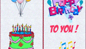 Free Printable Happy Birthday Cards Online