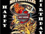 Free Printable Harley Davidson Birthday Cards Happy Birthday Harley Davidson Verjaardagspins