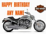 Free Printable Harley Davidson Birthday Cards Harley Davidson Bike Birthday Card