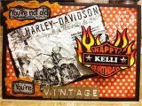 Free Printable Harley Davidson Birthday Cards Harley Davidson Birthday Cards Printable Happy Harley